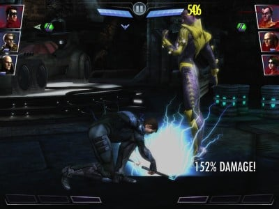 Battle Head-To-Head Against DC's Finest in Injustice: Gods Among Us