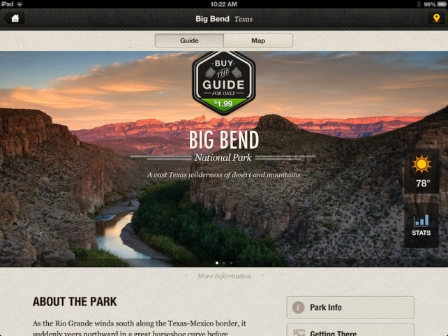 National Geographic Celebrates National Parks Week With Five New Park Guides