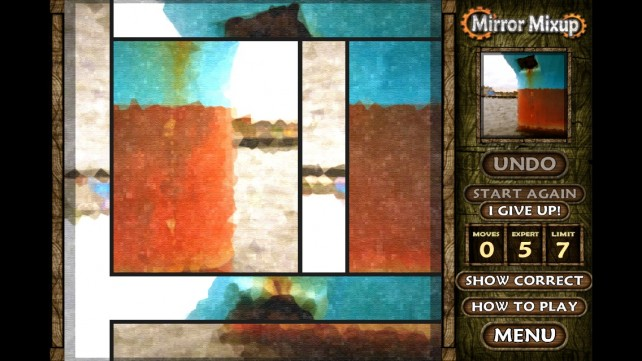 Challenge Your Brain By Unscrambling The Pictures In Mirror Mixup