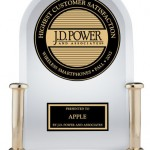 Apple's iPad Once Again Grabs Top Spot In J.D. Power Customer Satisfaction Study