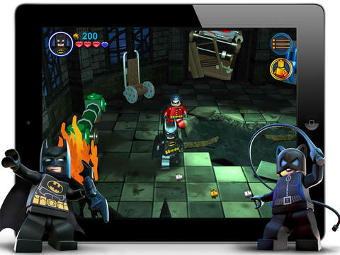 Holy Bricks, Batman! Lego Batman: DC Super Heroes Out Now On iOS