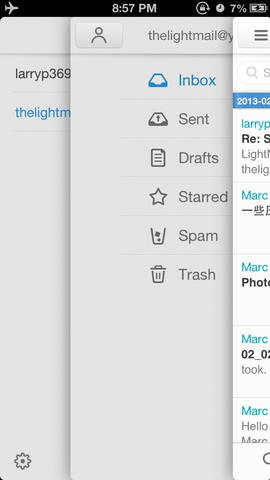 New iPhone Email Client LightMail Is Light On Looks But Heavy On Features