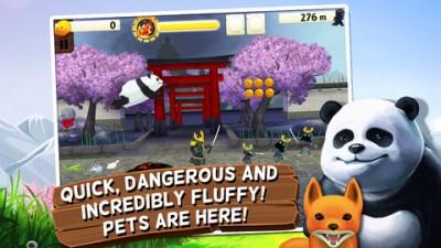 Mini Ninjas Gets Animal Companions, Panda Help Is On Its Way