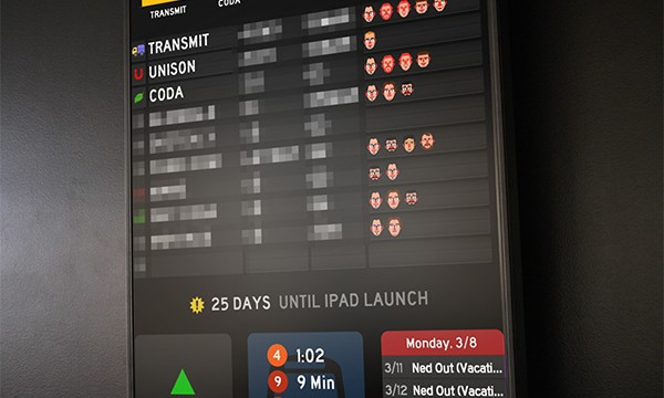 Panic's New iPad App Could Be A Status Board For Our Lives