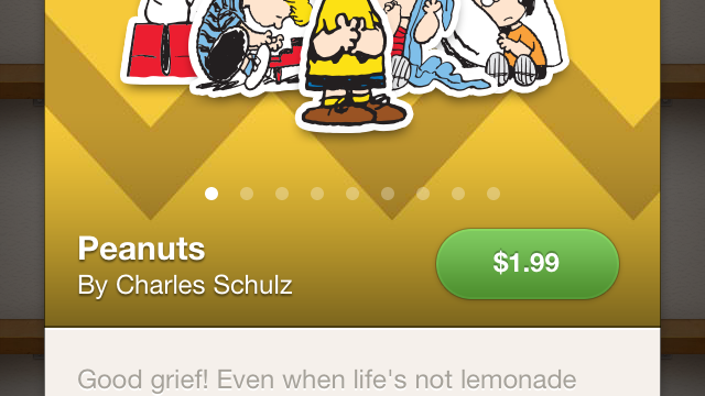Good Grief! Path Introduces Brand New 'Peanuts' Sticker Pack For Messages
