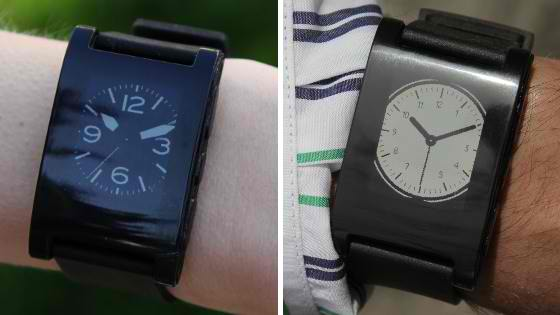 Newly Released Pebble SDK Lets Developers Create Custom Watch Faces