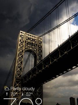 Yahoo Weather Provides Gorgeous Flickr-Enhanced Forecasts