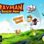 Award-Winning iOS Platformer Rayman Jungle Run Updated With Brand New Levels