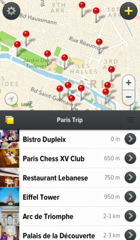 Location-Based Bookmarking App Rego Updated With Search, Export And More