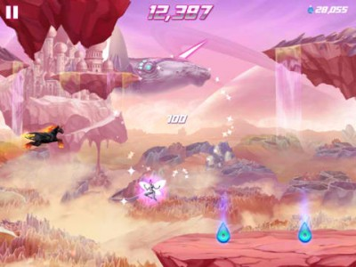 Somewhere Over The Rainbow, Robot Unicorn Attack 2 Emerges To Brighten Your Day