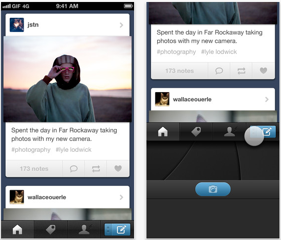 Starting Today, Mobile Ads Will Appear In Tumblr's iOS And Android Apps