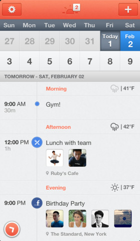 Rise And Shine: Sunrise Calendar Updated With Offline Support And Other Features