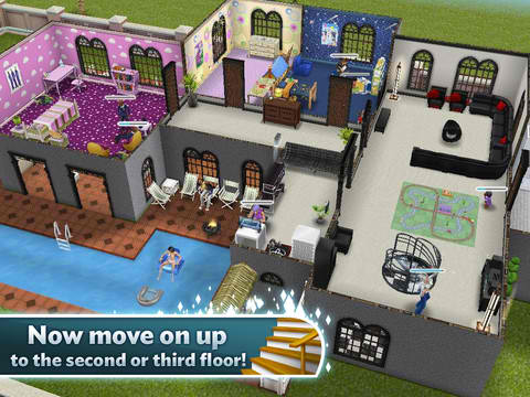 Take simulation gaming to new heights with the sims for Room design simulator free online