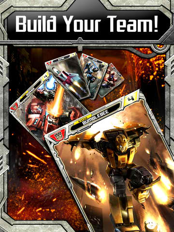 Defend Or Destroy As The Autobots Or The Decepticons In Transformers Legends