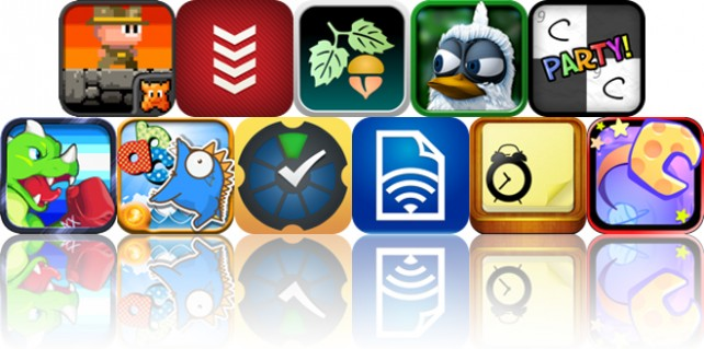 Today's Apps Gone Free: Meganoid 2, Today's Beer, Focus On Plant And More