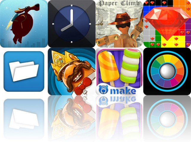 Today's Apps Gone Free: Star Hound, Brrrr Alarm, Paper Climb And More