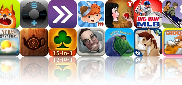 Today's Apps Gone Free: Pepi Tree, MoneyTron, Pronto And More