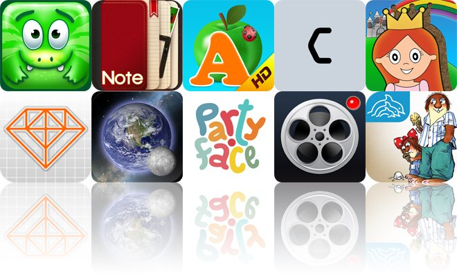 Today's Apps Gone Free: Expand It, NoteLedge, Montessori ABC And More