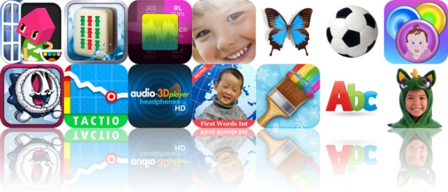 Today's Apps Gone Free: Toca House, Mahjong Elements, StockTouch And More