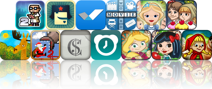 Today's Apps Gone Free: League Of Evil 2, Super Durak, Voice Dictran And More