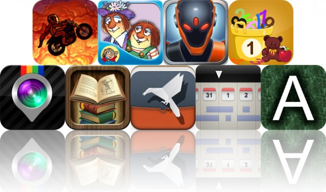 Today's Apps Gone Free: Stunt Star, Just Me And My Mom, Outland Games And More