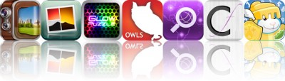 Today's Apps Gone Free: Panorama 360 Cities, Photostein, Glow Puzzle And More