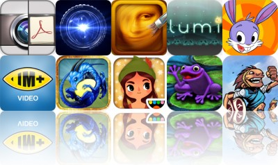 Today's Apps Gone Free: JetScanner, LensFlare, Foolproof Art Studio And More