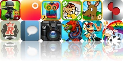 Today's Apps Gone Free: Mini Ninjas, Solar, Puppet Workshop And More