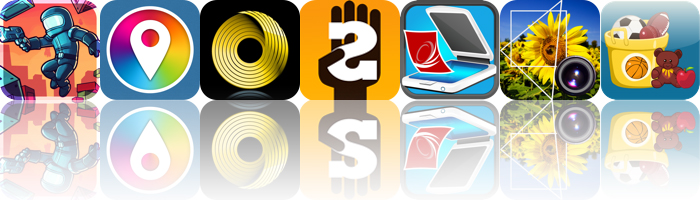 Today's Apps Gone Free: The Blocks Cometh, En Route, iMashup And More