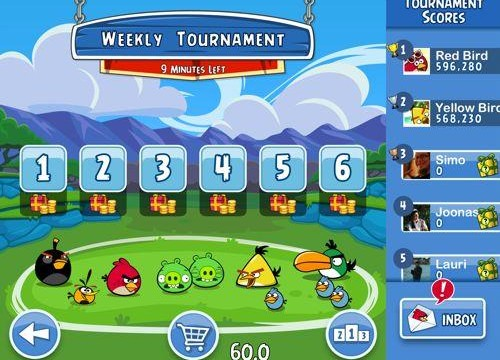 Angry Birds Friends Will Soon Launch In The App Store