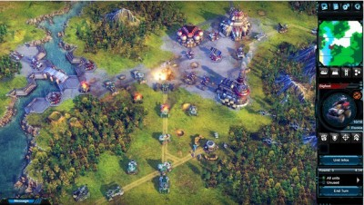 Battle Worlds: Kronos Promises To Bring A New Vision To Turn-Based Strategy Games