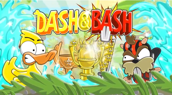 Dash & Bash Will Scroll Its Way Into The App Store Later This Week