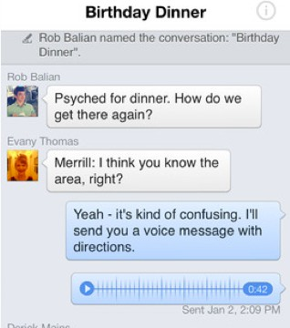 Chat Heads Make Their Way From Facebook Home To The iOS App
