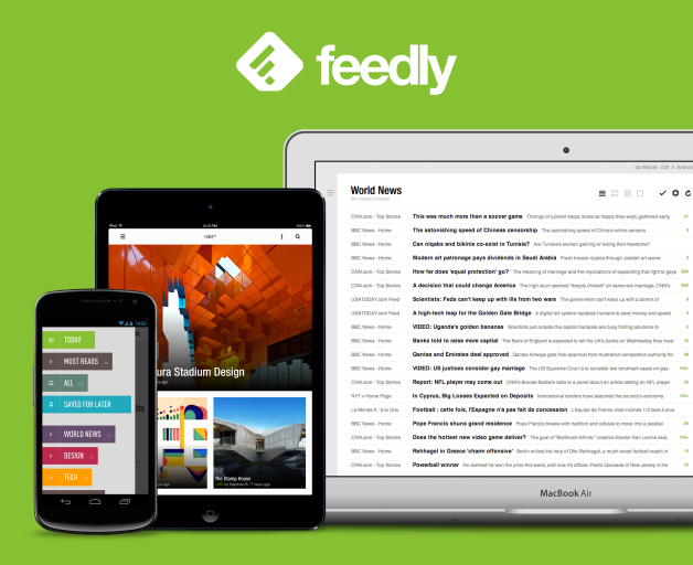 Feedly Sends Out A New Update As They Say Hello To Google Reader Users
