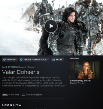 HBO Go Update Brings AirPlay Multitasking Support