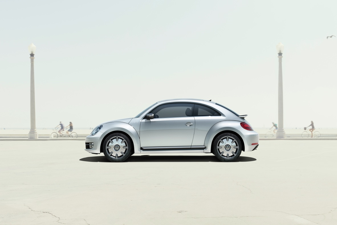 Volkswagen To Officially Unveil The iBeetle At The Shanghai Auto Show