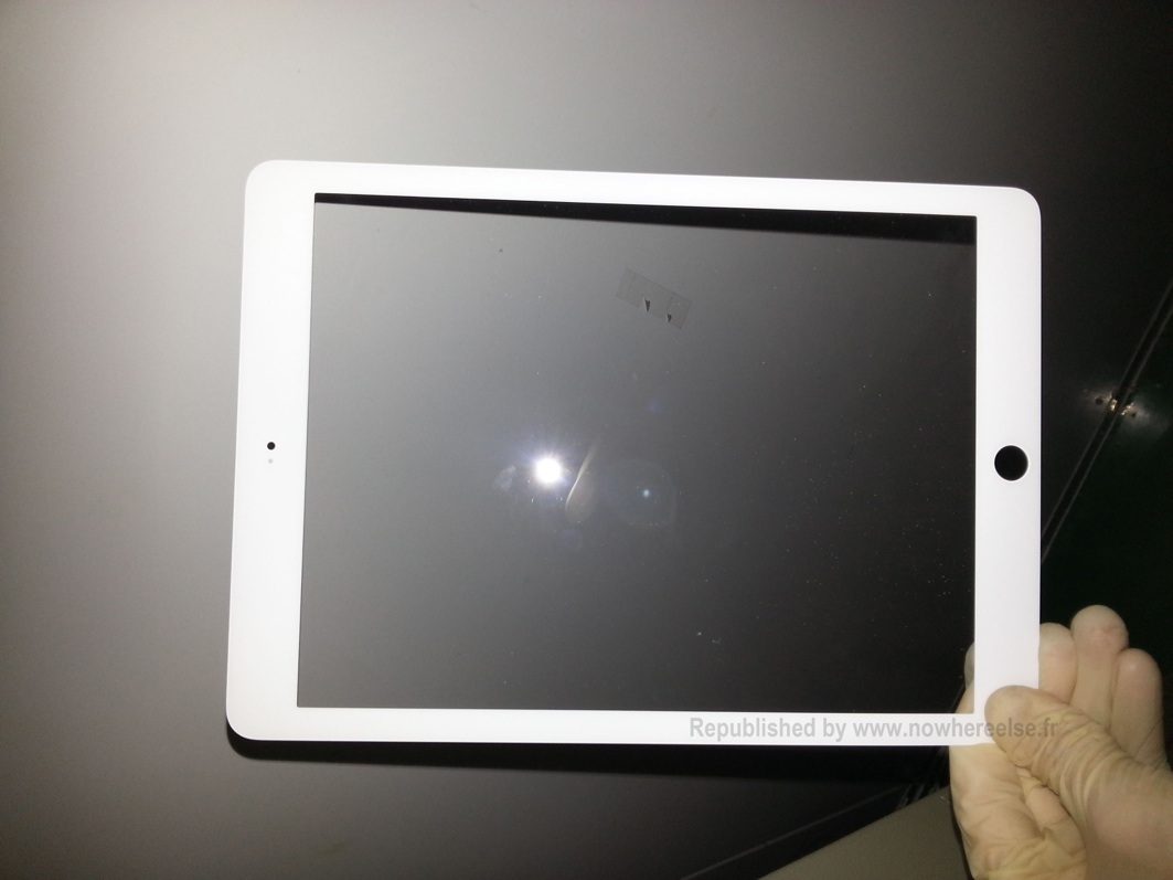 The Next iPad: The iPad mini Only Larger