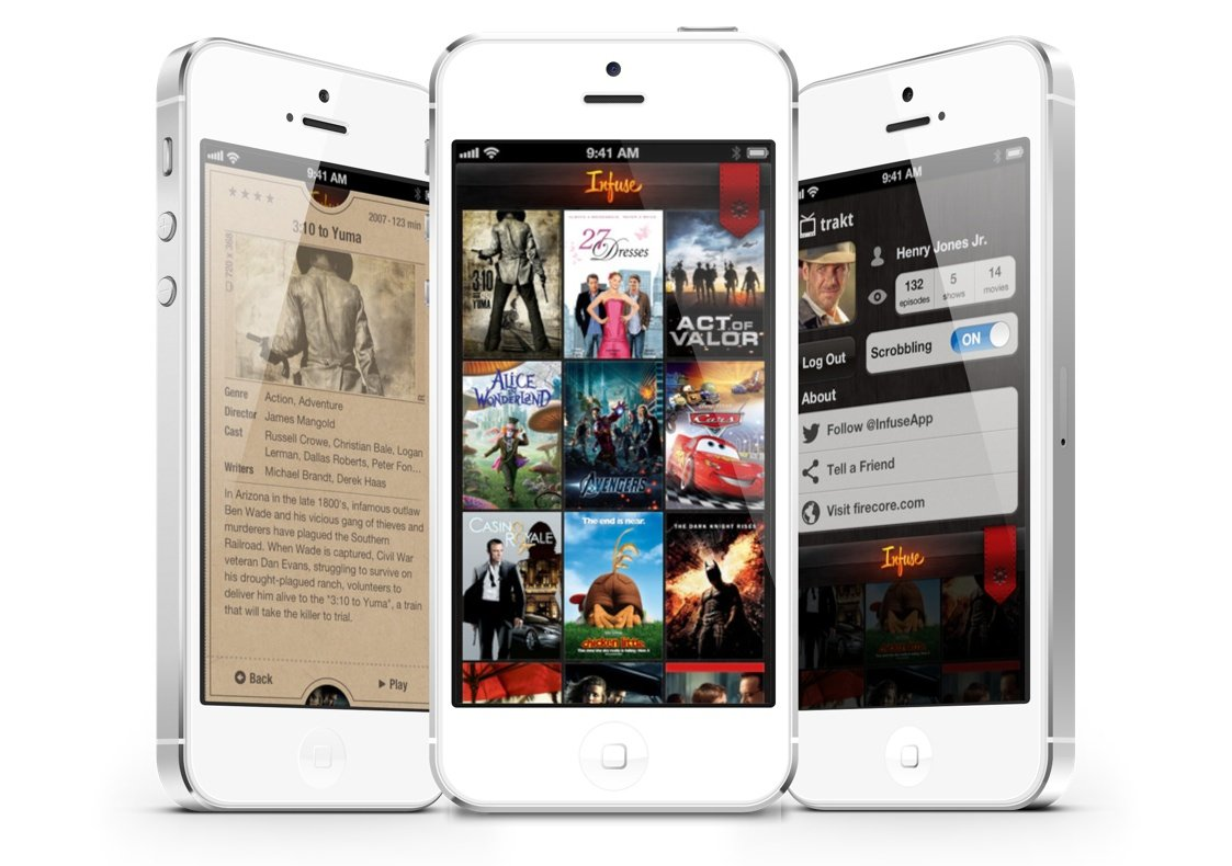 Infuse Means Never Having To Convert A Video File For Use On An iOS Device Again
