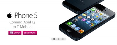 T-Mobile Stores Prepping For Friday's iPhone Launch
