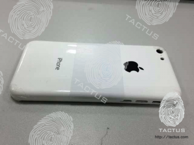 A 'Little Network Of Spies' Releases Purported Budget iPhone Images