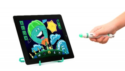 Griffin's Crayola Light Marker Should Make Any Budding Artist Happy
