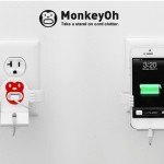 The MonkeyOh Charging Dock And Stand Helps Battle Cord Clutter