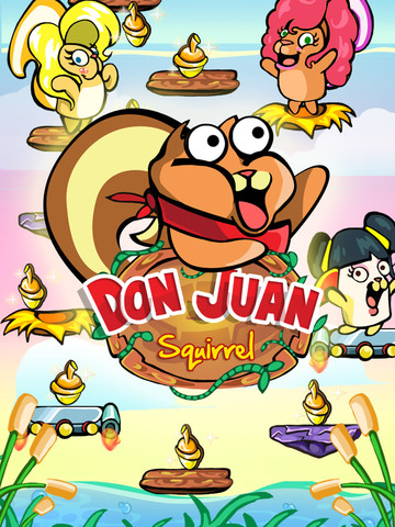 Don Juan Squirrel HD Returns With All New Adventures In Quest To Find Love