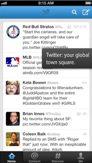 Twitter Update Allows Users To Directly Open And Install Other Apps From A Tweet