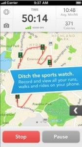 RunKeeper Update Brings Detailed Analytics, Live Function