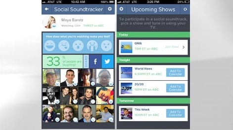 ABC's Social Soundtracker Promises To Bring Another Layer To The TV Viewing Experience