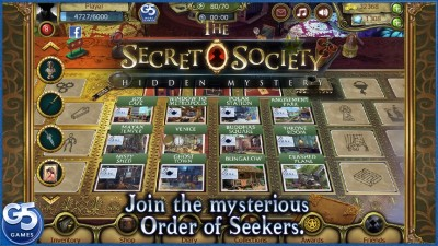 Bring Your Friends Into The Secret Society
