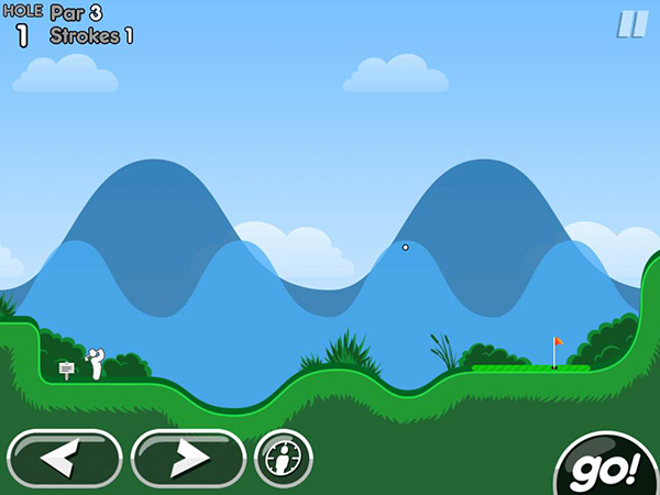 The First Update Of Super Stickman Golf 2 Focuses On Multiplayer Improvements