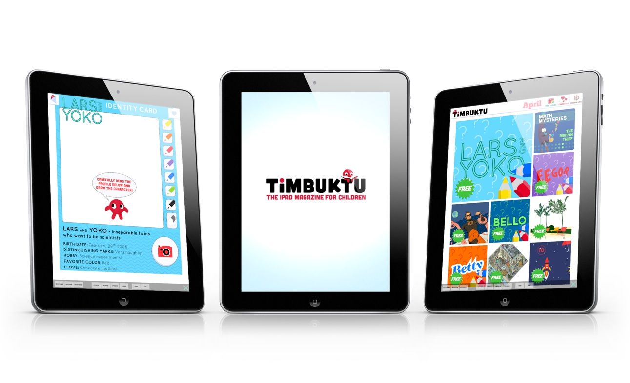 Timbuktu Magazine Is Finally The Great Children's App It Was Always Meant To Be