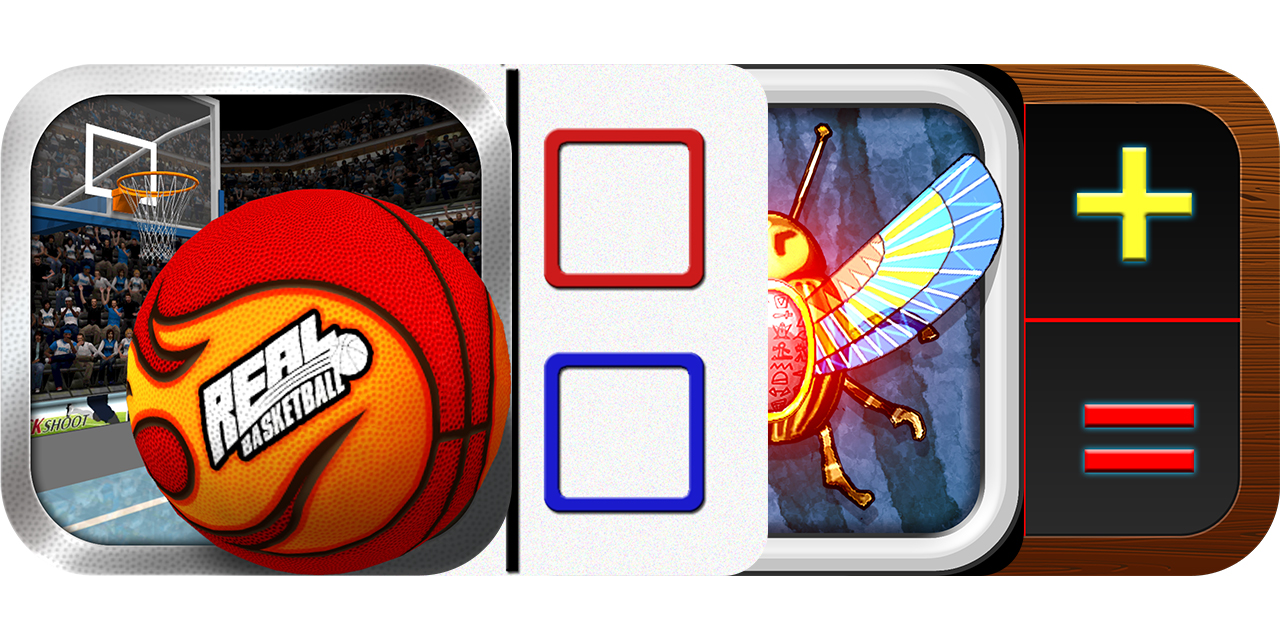Today's Best Apps: Real Basketball, ZoomEdge, Pyracubes And Scientific Calc Elite